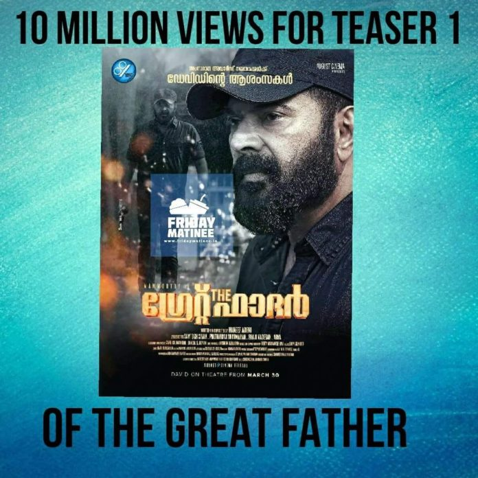 The Great Father Crossed 10M Views