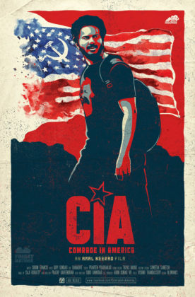 CIA - Comrade In America Maalayalam Movie Offical Poster 1 (Fridaymatinee.in)