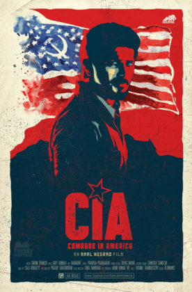 CIA - Comrade In America Maalayalam Movie Offical Poster 2 (Fridaymatinee.in)