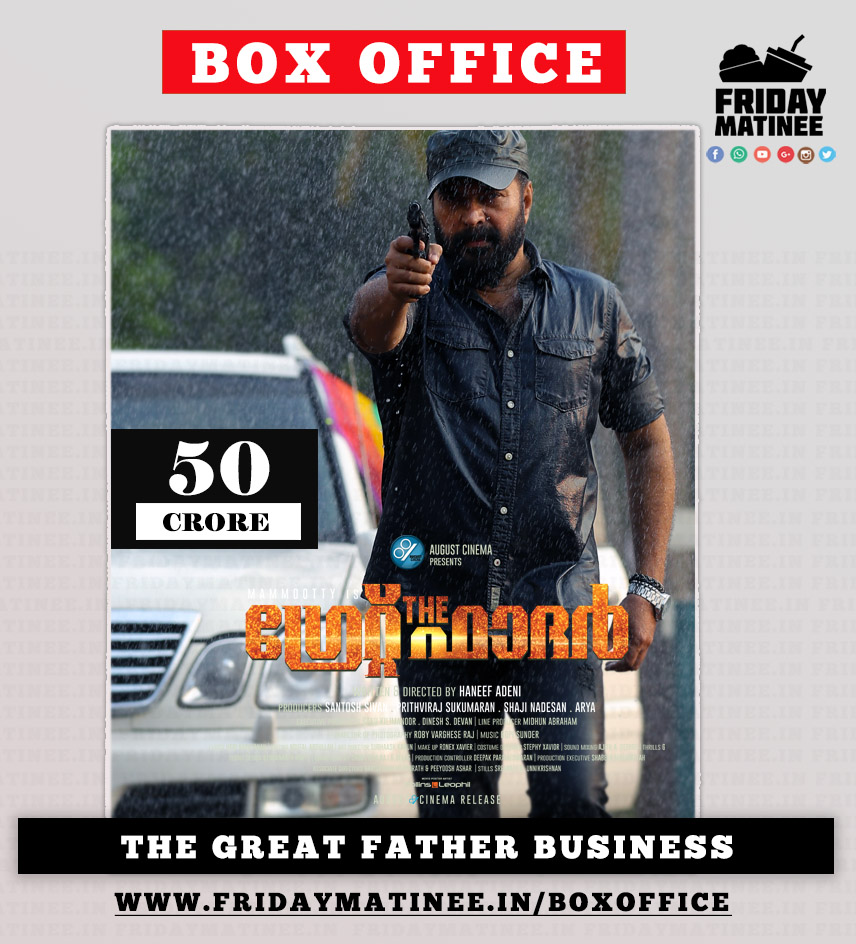 THE GREAT FATHER 50CR CLUB
